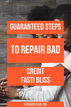 If you're in the market for a home loan and need to apply with a specific lender to qualify, one of the requirements they may ask you to fill out is to complete a credit repair bad credit Fast Loan. So what is a credit repair bad credit loan? A Fast Loan is a loan for people who need a loan but do not have good credit. In other words, if you have bad credit, the chances of your qualifying for a standard loan are slim to none. #repairbadcredit #badcreditrepairtips #howtorepairbadcreditfast Fix Bad Credit, Credit Loan, Loans For Bad Credit, Need A Loan, Credit Repair Services, Fast Loans, Improve Your Credit Score, Credit Bureaus, Free Advice