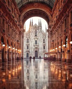 Why should you visit in the answer is quite simple. Milan italy is one of those places that has a bit of everything. Places Around The World, Oh The Places You'll Go, Places To Travel, Places To Visit, Travel Stuff, Uk And Ie Destinations, Travel Aesthetic, Dream Vacations, Vacation Spots