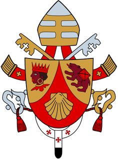 Pope Benedict XVI Coat of Arms