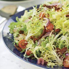 Frisee Salad.