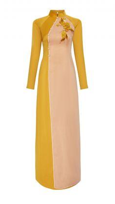 Ideas For Fashion Hijab Formal Abayas Ao Dai, Kimono Fashion, Hijab Fashion, Fashion Dresses, Muslim Fashion, Asian Fashion, Indian Designer Outfits, Designer Dresses, Gaun Dress