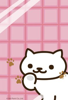 I accidentally purchased the wallpaper in the game and now I realized that I just wasted a lot of gold fish on this -_- but still looks cute cx