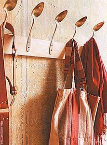 Spoon hooks