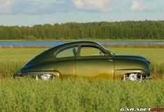 Garaget | Saab 92 (1956)