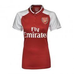 2017 Cheap Women Jersey Arsenal Home Replica Red Shirt [AFC595]