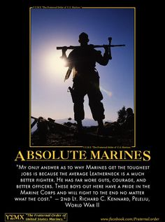 Absolute Marines...Absolutely the Best!