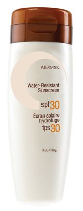 Protect yourself this summer with the Before Sun Water Resistant Sunscreen SPF 30.