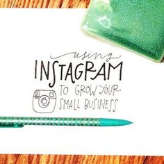 Using Instagram to grow your small business || Brim Papery