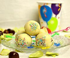 Cake pops - kakkutikkarit | Reseptitaivas