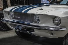 Shelby American unveiled a continuation of the 1967 Ford Shelby Super Snake fastback half a century after the one and only was made. Jet Packs, 1967 Shelby Gt500, Ford Mustang Shelby, Ford Mustang 1964, Mustang Boss, Drones, Super Snake, Carroll Shelby, Hot Wheels