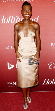 Lupita Nyong'o in Valentino Couture