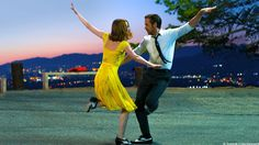 La La Land, the musical comedy drama starring Emma Stone and Ryan Gosling, has set a new record for Most Golden Globes Awards won by a film. The film, which was recently released in US cinemas had been nominated in seven categories at the 74th annual Golden Globe Awards which took place on Sunday. Incredibly, La La Land won the globe for every single nomination, beating the previous record haul at the awards of five.#film #movies #acting #ryangosling #famous #celebrities #losangeles #la