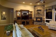 Corner Wood Burning Stove With Hearth And Seat Ideas | Living Room Corner  Fireplace Design Ideas