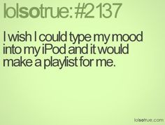 That would be so cool