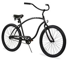 Special Offers - Firmstrong Chief Man Single Speed Beach Cruiser Bicycle 26-Inch Matte Black - In stock & Free Shipping. You can save more money! Check It (May 17 2016 at 12:41PM) >> http://cruiserbikeusa.net/firmstrong-chief-man-single-speed-beach-cruiser-bicycle-26-inch-matte-black/