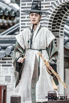 he Night Watchman's Journal (Hangul: 야경꾼 일지; RR: Yagyeongkkun ilji) is a 2014 South Korean television series starring Jung Il-woo, Ko Sung-hee, U-Know Yunho and Seo Ye-ji. It aired on MBC for 24 episodes. Korean Hanbok, Korean Dress, Korean Outfits, Korean Traditional Dress, Traditional Fashion, Traditional Dresses, Jung Il Woo, Korean Fashion Fall, Fall Fashion Outfits