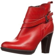 Pier One High heeled ankle boots ($120) ❤ liked on Polyvore