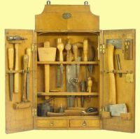 The Tool Box, Colyton, East Devon: fine hand tools, woodwork, metalwork, collectables