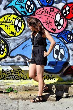 Snapshot Fashion: Back In Black