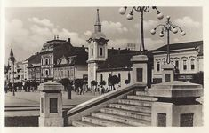Marosvásárhely:ferences barátok temploma.1942 Louvre, Building, Travel, Voyage, Buildings, Viajes, Traveling, Trips, Construction