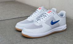 "A Closer Look at the CLOT x Nike Lunar Force 1 ""10th Anniversary"""