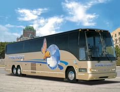 Prevost Executive Luxury Motorcoach