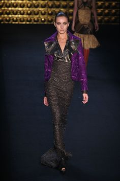 André Lima - Fall/Winter 2012. Beautifully done!
