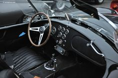 1965 Shelby Cobra 289 at the 61st Pebble Beach Concours d'Elegance