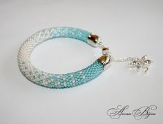 Hey, I found this really awesome Etsy listing at https://www.etsy.com/ca/listing/268806810/bead-crochet-bracelet-beaded-rope