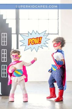 Are you looking for a unique handmade Halloween costume that will wow your friends? Our custom made superhero capes and accessories are prefect for Halloween, birthday parties, dress-up days, party favors, or pretend play. Our hand-sewn capes comes in over 20 color combinations and are the prefect fit for boys and girls of all sizes and ages! Let us help make your day special with our custom made superhero costumes! Start your adventure today at superkidcapes.com! Superhero Capes For Kids, Superhero Dress Up, Superhero Party, Superhero Costumes Kids, Orange Gloves, Green Gloves, Boy Costumes, Super Hero Costumes