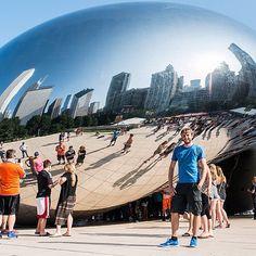 "Gefällt 106 Mal, 1 Kommentare - Daniel Laqua (@daniel_laqua) auf Instagram: ""Cloud Gate #chicago #usa #cloudgate #travelling #instatravelling #nikon #d800 #nikkor28mm"""