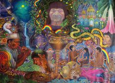 """""""You Do Not Need To Drink Ayahuasca In Order To Raise Your Vibration And Ascend Your Soul's Consciousness."""" My personal experience is that the sacred plant of ayahuasca will visit you when you are ..."""