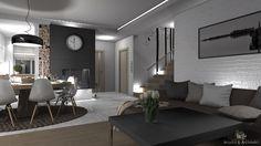Artyści & Architekci - Pracownia Projektowa, Kaja Koziarska : Wybrane wnętrza domu…