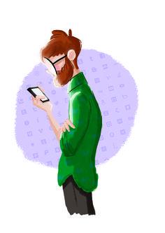 Social Addict by Koz