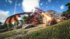 ARK: Survival Evolved Spin-Off Console Exclusive to PS4 - http://wp.me/pEjC4-1fIn