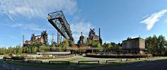 Finanzielle Sicherung des Landschaftsparks Duisburg-Nord