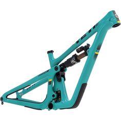 Beautiful Yeti Cycles Turq Mountain Bike Frame bike goods from top store Mountain Bike Frames, Mountain Bike Shoes, Mountain Bicycle, Mountain Biking, Mountian Bike, Mountain Bike Accessories, Cool Bike Accessories, Cycling Equipment, Cycling Bikes