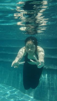 Swim.. blow out your problem..