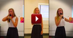 Kids aren't the only ones going back to school, and these teachers have something to say about it. And this 'Let It Go' parody, 'Here We Go', had me cracking up! Gotta love this teacher's sense of humor.