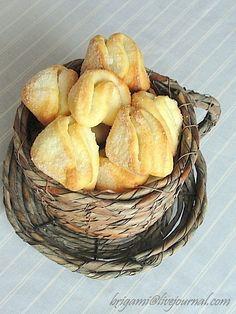 Pastry Recipes, My Recipes, Baking Recipes, Snack Recipes, Dessert Recipes, Ukrainian Recipes, Russian Recipes, Russian Desserts, Biscuit Bread