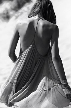 Bild über We Heart It #beach #bohemian #indie #style #summer #bohodress