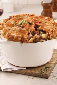 La Tourtiere, Apple Pie, Foodies, Cooking, Desserts, Food, Recipes, Kitchens, Kitchen
