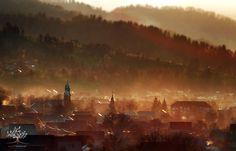 Transylvanian Dawns And Dusks by Alex Robciuc