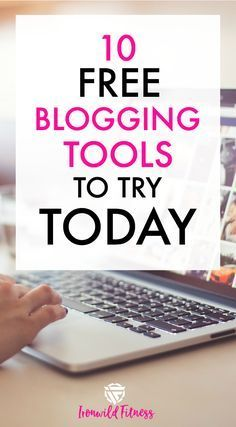 Free blogging tools to try. Free trials or completely free services that will help you with branding, gaining traffic, graphics, and more. #blogging #free #business #socialmedia #blog #marketing #blogtraffic