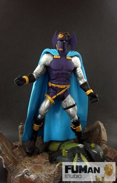 Dr. Polaris (DC Universe) Custom Action Figure