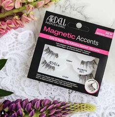 Ardell Magnetic Accents - Accents 001  Μαγνητικές Βλεφαρίδες   Εύκολες στην εφαρμογή - Δεν χρειάζονται κόλλα - Επαναχρησιμοποιούμενες Adhesive, Lashes, Magnets, Make Up, How To Apply, Easy, Eyelashes, Makeup, Beauty Makeup