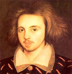 Christopher Marlowe, 1564-1593, Elizabethan England.  Key works:  Tamburlaine the Great (1590); The Jew of Malta (1592); Edward the Second (1593); Doctor Faustus (1604).