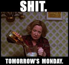 How u feel after a long weekend...