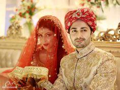 Danish Taimoor & Ayeza Khan wedding ceremony