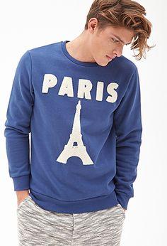 Paris Sweatshirt | FOREVER 21 - 2000084973